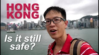 Is Hong Kong still safe to travel to? (Day 1/3)