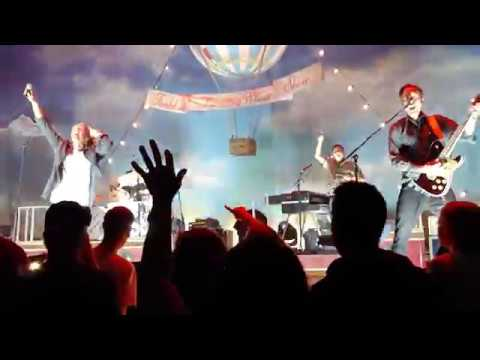 Gone (EPIC Solo By Drew) And Needle Switchfoot Live! (Fantastic Traveling Music Show)