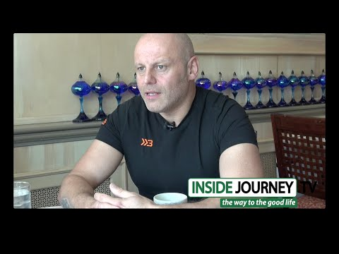 Brad Burton - No More Excuses | Inside Journey