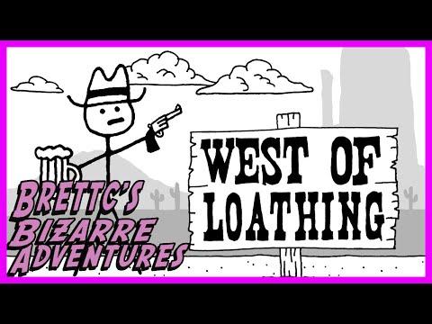 Download West of Loathing : Go Get 'Em Tiger (Ep 1 of ?)[Brettc's Bizarre Adventures]