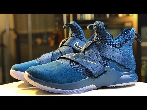 92c846812f0 LEBRON SOLDIER 12 AGIMAT UNBOXING (ALL CAPS FOR MAX INTENSITY) - YouTube