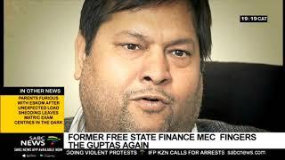 State Capture Inquiry | Magashule, Guptas implicated again
