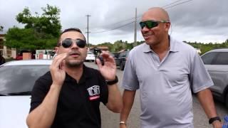 Parte de lo ocurrido en la Ruta del Chinchorreo por Isabela - Chinchorrospr TV