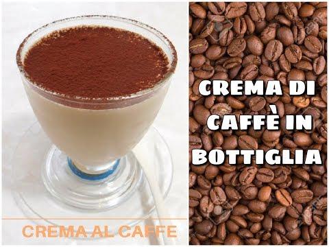 CREMA DI CAFFÈ IN BOTTIGLIA ✰