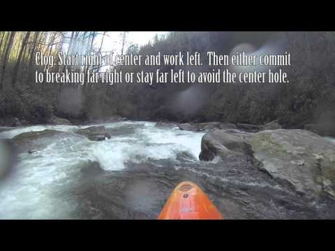 World Kayak River Guide - North Fork Of French Broad