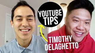 YouTube Tips from Timothy DeLaGhetto