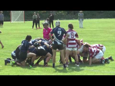 5-24-17 Fordham Prep at The Harvey School varsity rugby