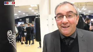 PROMOTER STEVE WOOD: TALKS HEARN/WARREN CLASH ON DEC 22ND, NURSE V TAYLOR REMATCH