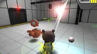 Battle Bears -1 Gameplay (MAC)