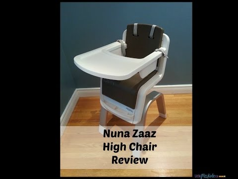 Nuna Zaaz High Chair Review