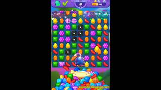 Candy Crush Friends Saga Level 200 (No boosters)