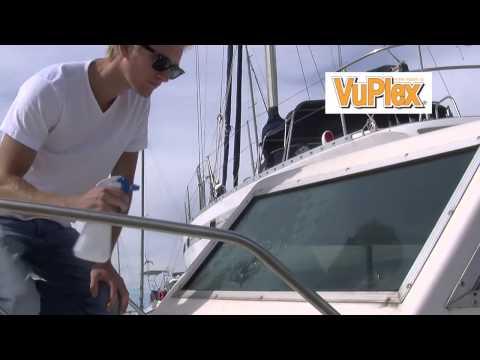 How to Clean Boat Windows - VuPlex®