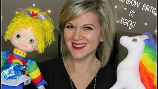 Rainbow Brite Is Back!  GIVEAWAY!