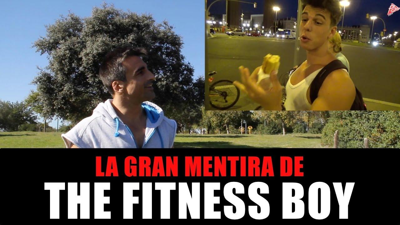 Dieta the fitness boy