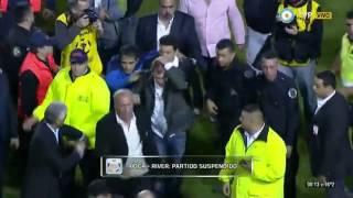 Superclásico suspendido - Salida de Marcelo Gallardo / Copa Libertadores 2015
