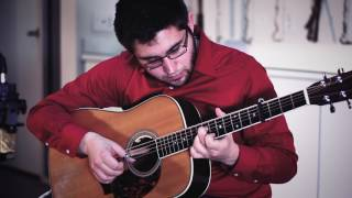 R.D. King - An End to Wandering (Acoustic Fingerstyle Guitar Original, Live in Studio)