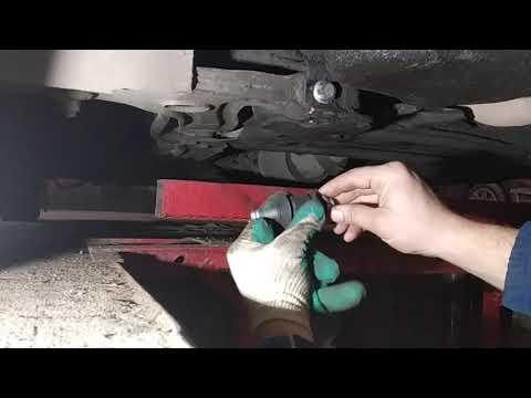 Гольф 3 стук в передней подвеске