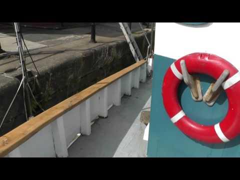 Wooden  Danish Trawler  - Boatshed - Boat Ref#220104
