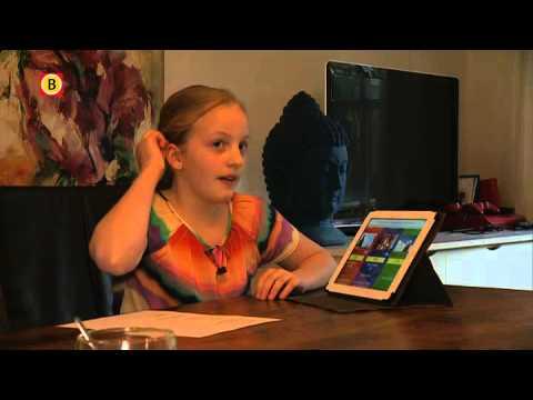Twee Brabantse meiden strijden in liedjeswedstrijd Kinderen voor Kinderen