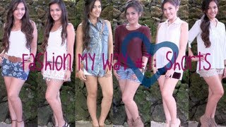 Fashion My Way #7: Shorts Thumbnail