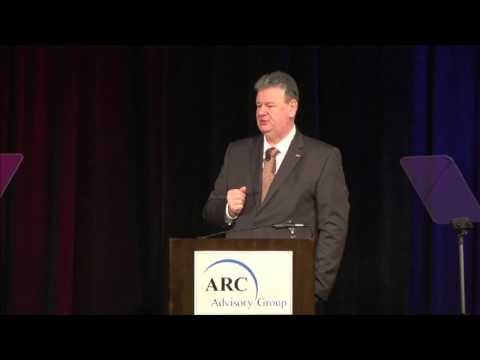 Peter Holicki, Corporate Vice President, The Dow Chemical Company @ ARC Industry Forum 2015 Orlando