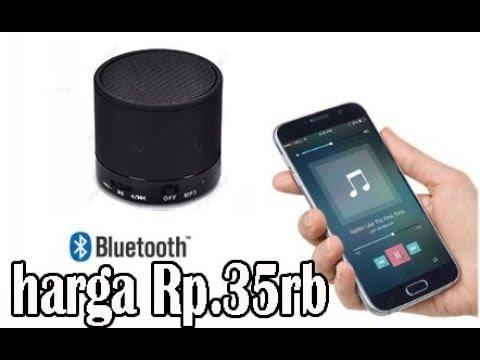 Cara Sambung Hp Ke Speaker Bluetooth Tanpa Kabel Youtube