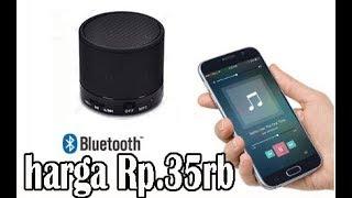 Cara sambung HP ke speaker Bluetooth (tanpa kabel)