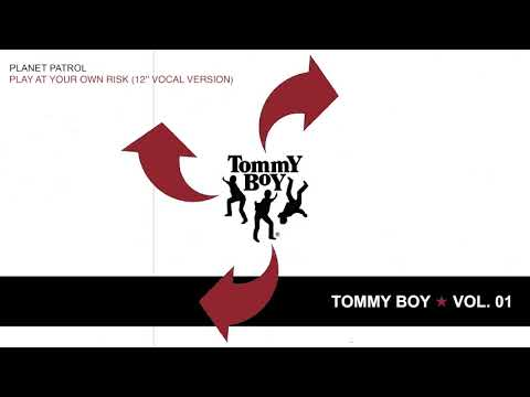 The Tommy Boy Story Vol 1: Planet Patrol  Play at Your Own Risk