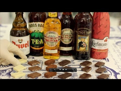 Beer & food: chocolate matching (part I)