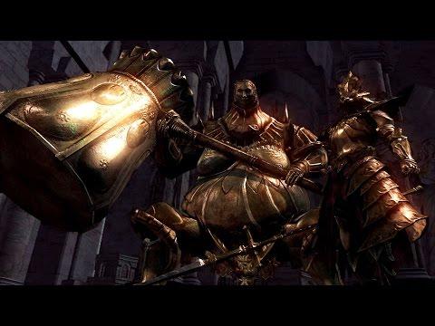 Лучшие и худшие боссы Dark Souls