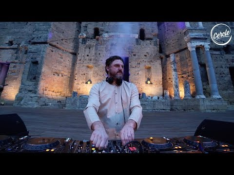 Solomun @ Théâtre Antique d'Orange in France for Cercle