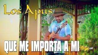 LOS APUS: QUE ME IMPORTA A MÍ / Video clip oficial 2017 / TARPUY PRODUCCIONES