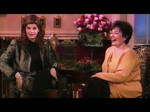 The Roseanne  1998 7 with Kirstie Alley & Kelly Price