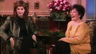 The Roseanne Show (1998) #7 with Kirstie Alley & Kelly Price