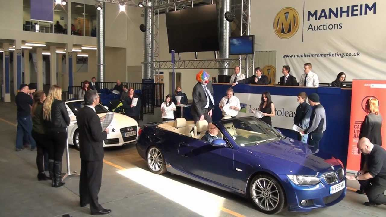Harlem Shake at Manheim Car Auctions - YouTube