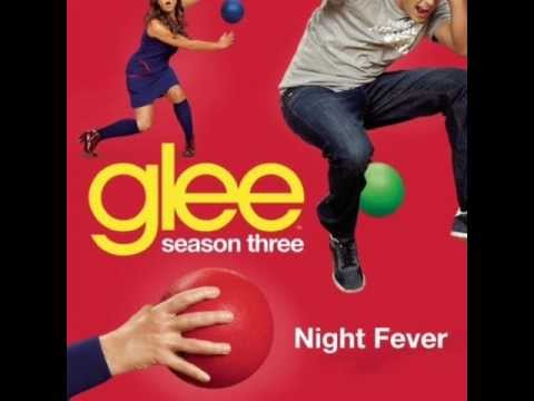 Glee - Night Fever [Full HQ Studio] - Download
