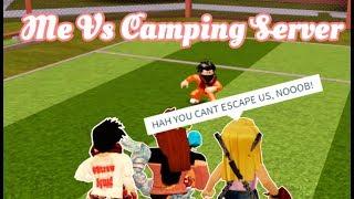 Straw VS. Camping Cops!!| Who will Win??
