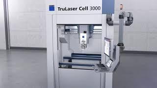 TRUMPF Laserschweißen:  TruLaserCell 3000 – Die universelle, automatisierte Systemlösung
