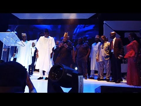 "Watch Senator Ademola Adeleke Dances To Olamide "" Wo""  