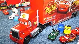 Disney Cars BIG Mack TOMICA トミカ カーズ 大きなマック