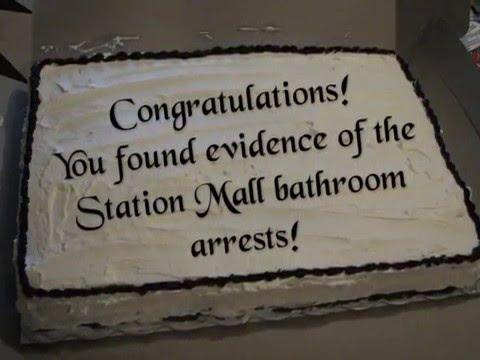Altoona PA Station Mall Men's Room Scandal Of 1986