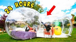 moving into a Bubble..because why not Video