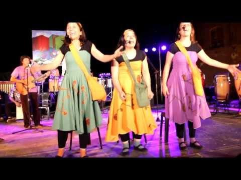 Canticuénticos hará bailar a todas las familias, a orillas de la Setúbal
