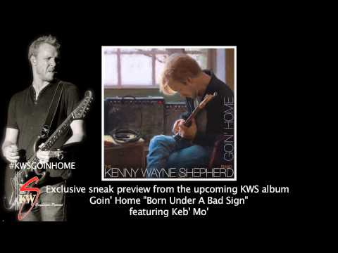 """KWS Band  Goin' Home Preview - """"Born Under A Bad Sign"""" Featuring Keb' Mo' Thumbnail image"""