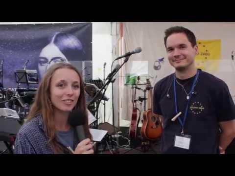 #ipf17 - Interview mit Michi Rottach von der JUGEND 2000 Band über Musik und Lobpreis