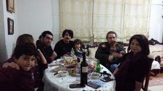Boryayın-Gönül -Mustafa Bor,Nilay-Özgür Bor, Gülnaz-Cem Bor Aileri 2017 Yıla Giriş Eğlencesi