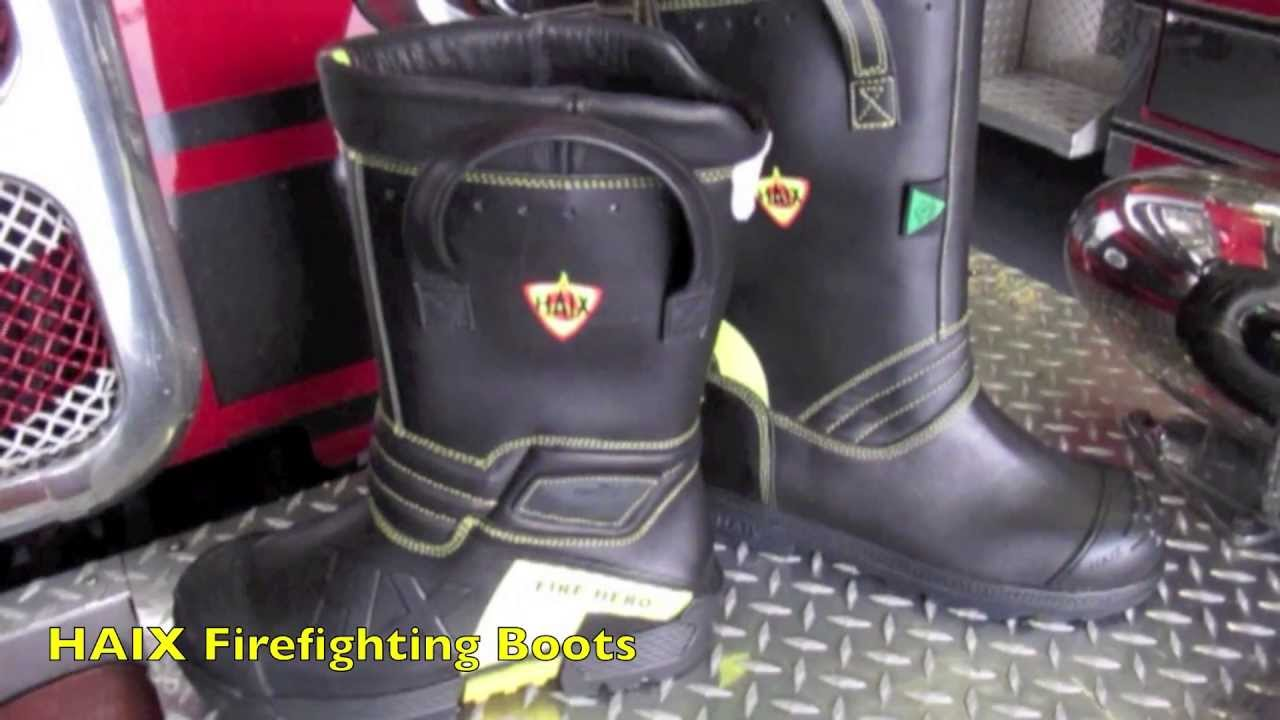 Structural Firefighting Boots At Ed S