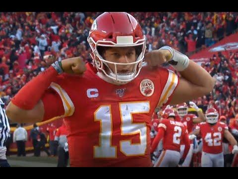 Patrick Mahomes Incredible Touchdown Run | Titans Vs. Chiefs | NFL