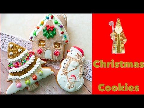 Christmas cookies.🎄❄️❄️❄️❄️❄️❄️❄️🎄