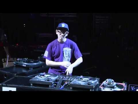 DJ YUKICHI (JAPAN) V DJ DWELLS (USA) - DMC BATTLE FOR SUPREMACY FINAL 2017